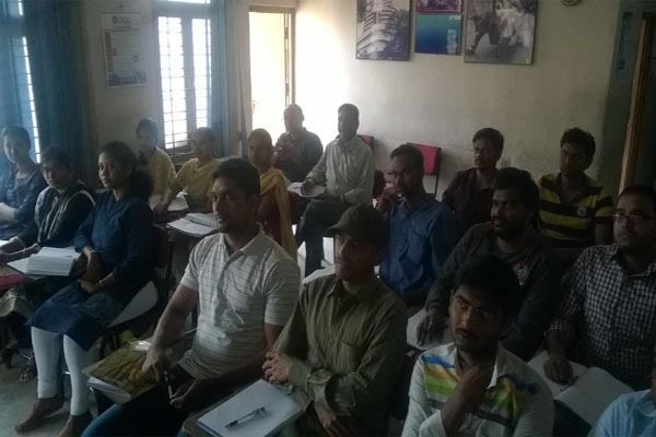 Stock Market Course in Hyderabad Ameerpet : Batch No 589 Class