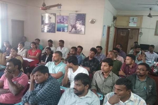 Stock Market Technical Analysis Course in Hyderabad : Batch No 589 Demo