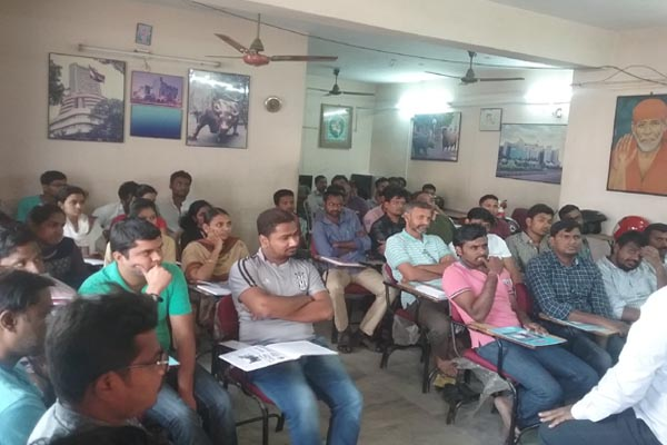 Stock Market Certification Course in Hyderabad : Batch No 589 Demo