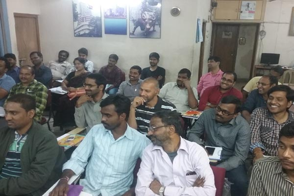 NISM Course for Derivative Market in Ameerpet Hyderabad : Batch No 590 Class