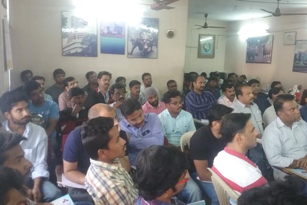 NISM Course Institute in Hyderabad : Batch No 590 Demo