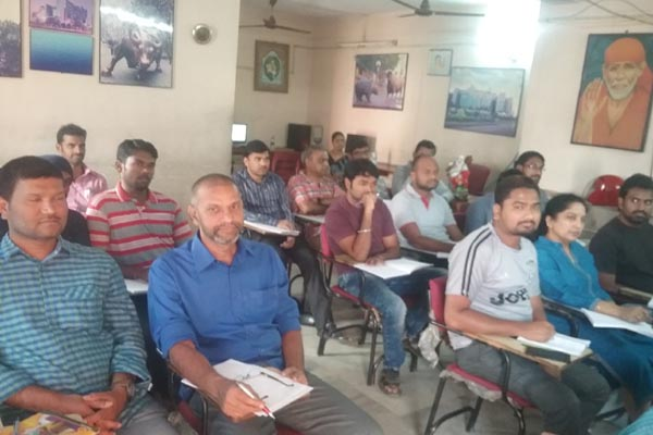 AS Chakravarthy Technical Analysis Course in Hyderabad : Batch No 591 Class