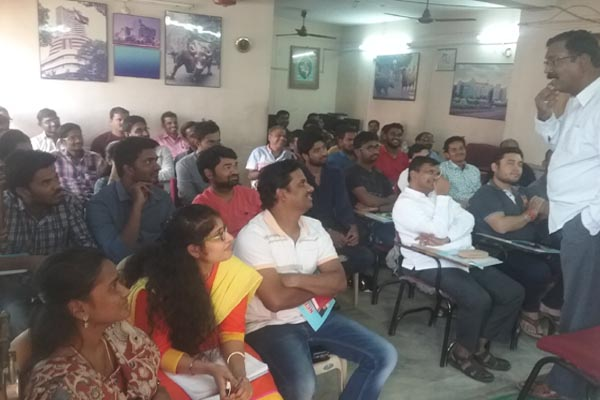 591 Technical Analysis Course in Hyderabad : Batch No 591 Demo