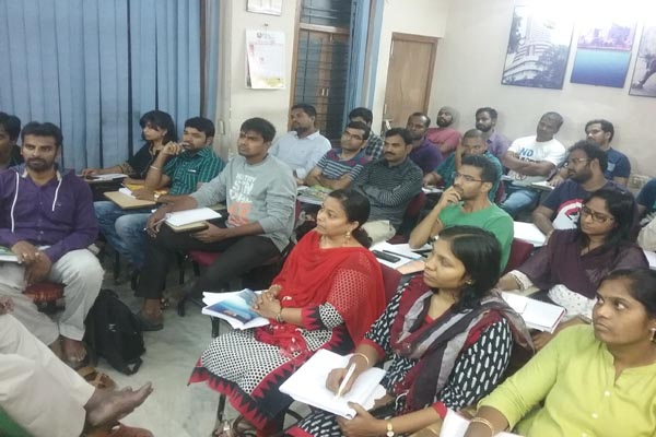 NCFM Course for Option Trading in Hyderabad : Batch No 592 Class
