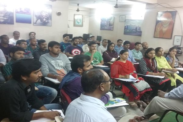 NCFM Course for Intraday Trading in Hyderabad : Batch No 592 Class