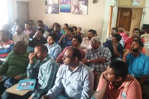 NCFM Course in Hyderabad : Batch No 592 Demo