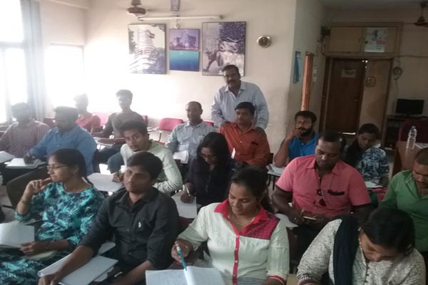Stock Market Course for Technical Analysis in Hyderabad : Batch No 593 Class