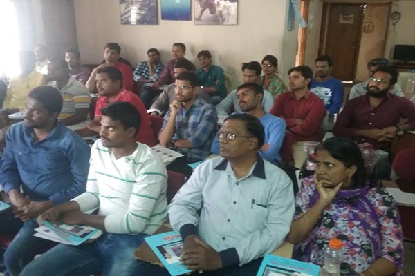 Stock Market Course in Hyderabad for Option Trading Training : Batch No 593 Demo