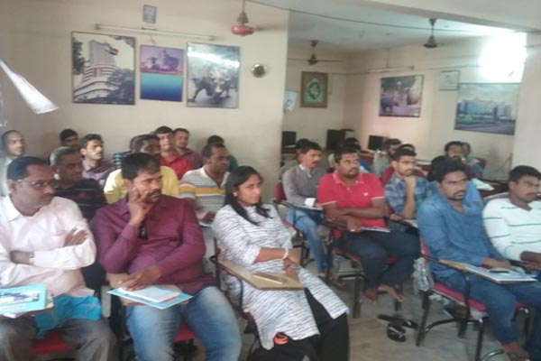 Training on Stock Market Technical Analysis Hyderabad, Telangana : Batch No 593 Demo
