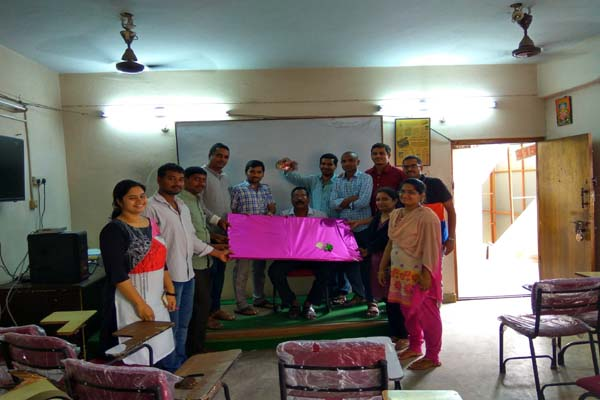 Stock Trading Training in Ameerpet Hyderabad : Celebration Photos