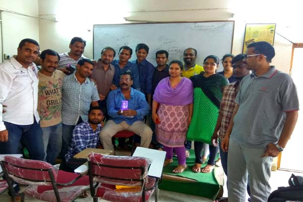 Institute of AS Chakravarthy for Stock Trading Classes in Hyderabad : Celebration Photos