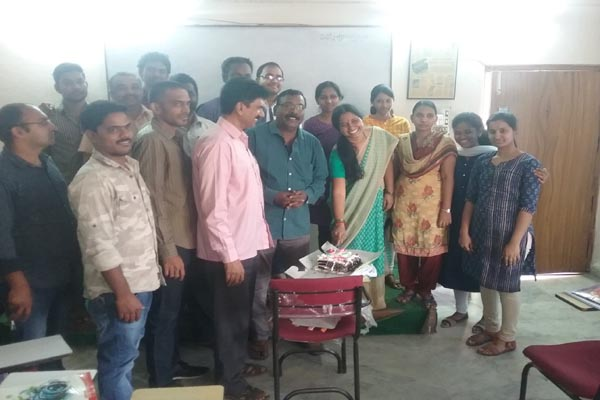 Best Institute on Stock Market Classes in Hyderabad : Celebration Photos