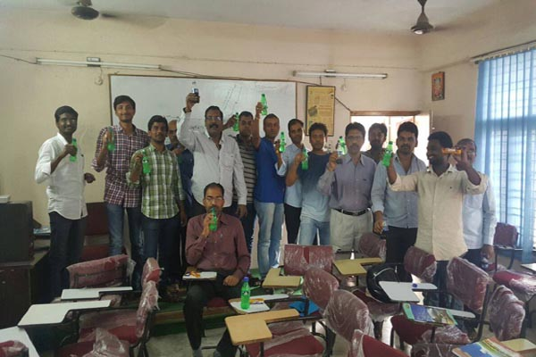 Stock Market Training Institute in Hyderabad : Celebration Photos